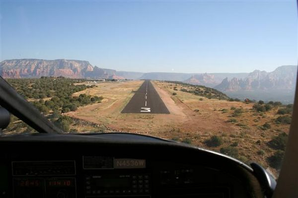 Sedona Fly-in Pictures