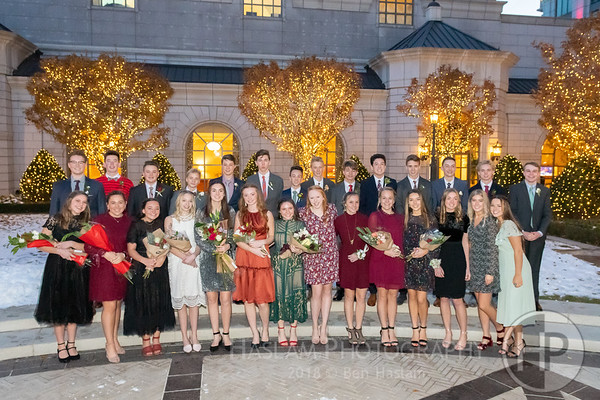 2018 Highland High Winter Formal