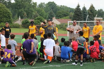 Kids Football Camp July 22