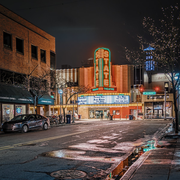 State Theater in Ann Arbor Michigan