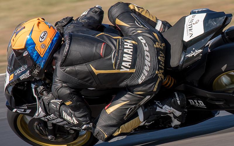ASBK 2017 Winton Test Days - Superbikes