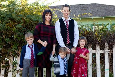 Stephens Family 2013