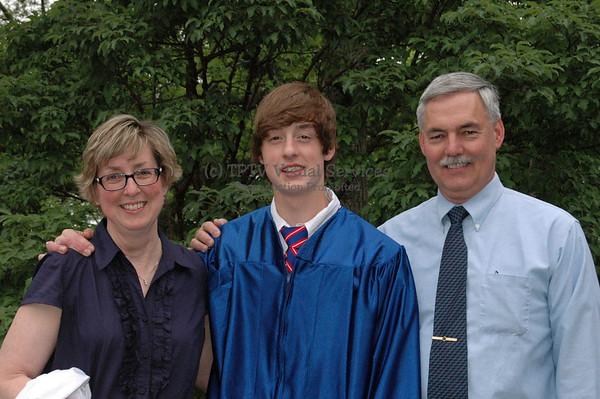 Adam's High School Graduation