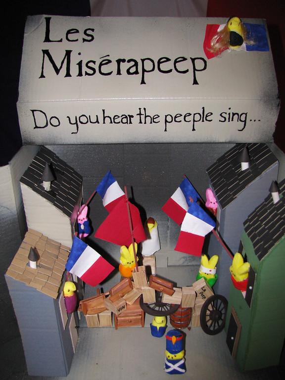 ". \""Les Miserapeep\"" Jennifer Christy 53 Yrs"