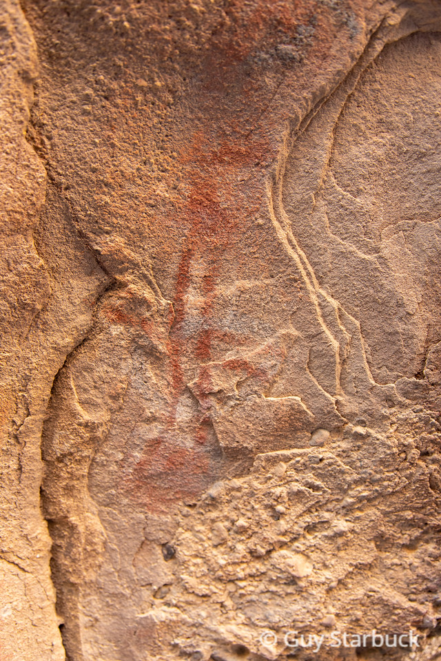 Supercave Pictographs