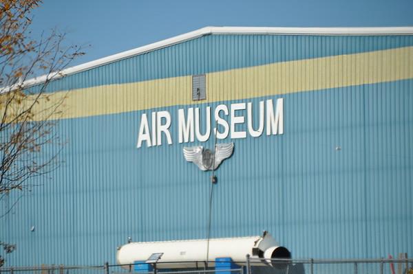 Air Museum - Pueblo, Thur., Oct. 20, 2016 - Colorado