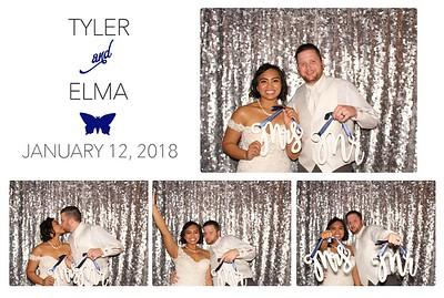 Tyler and Elma - The Springs KATY - 1.12.18
