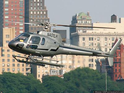 NYC Heliports