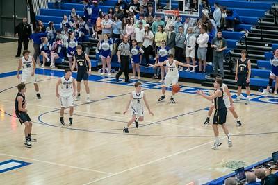 DHS Boys Basketball 02-15-2020