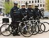 Bicycle Patrol Monument Circle 11-11-1997