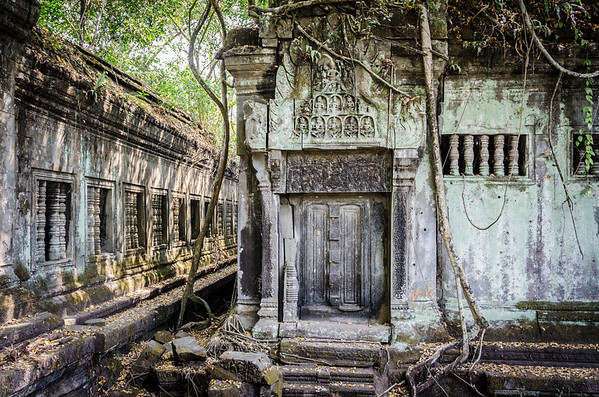 Beng Mealea and Roluos Temples