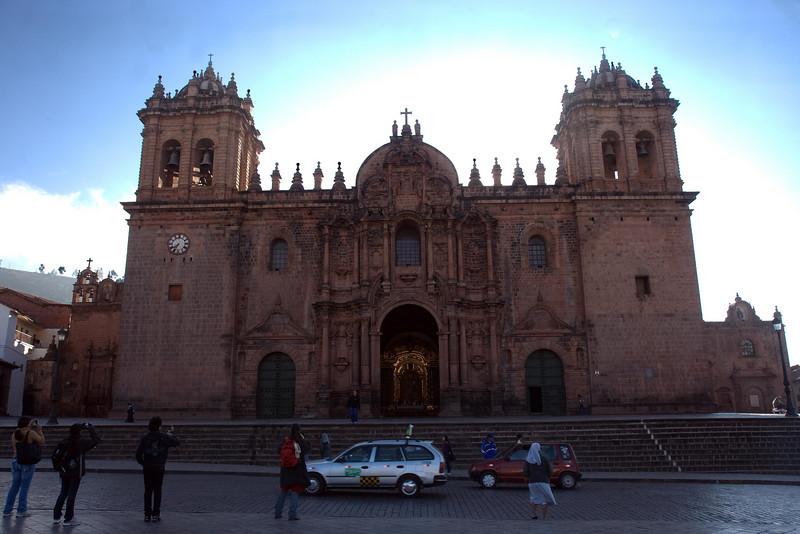 Cusco, Peru - La Catedral (2008-07-07).psd