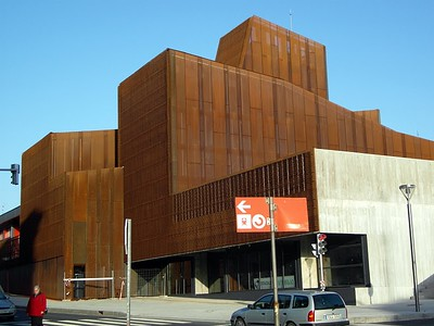 Imar Expanded Corten and Flat Corten