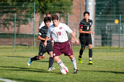 BC vs Kennesaw - State Soccer Playoffs 5.1.12