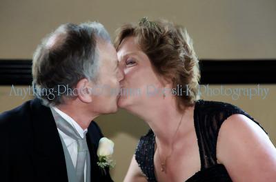 Jane and Peter Burford-Frost Wedding Celebration
