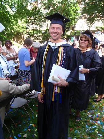 Kevin Benson's Graduation - 2009