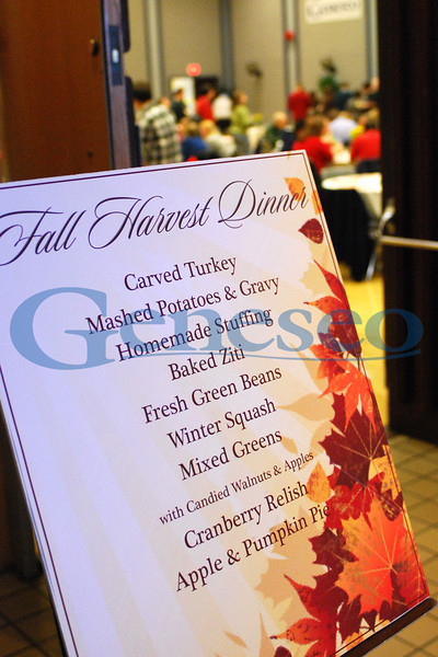 Harvest Dinner - Union Ballroom