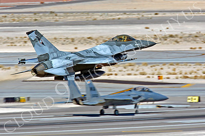 US Navy TOP GUN Lockheed F-16 Fighting Falcon Airplane Pictures [Pictures of Airplanes Assigned to the U.S. Navy's Fighter Weapons School--A Vital Part of U.S. Naval Aviation]