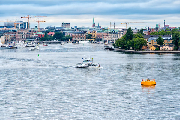 Stockholm -  Days 1 and 2