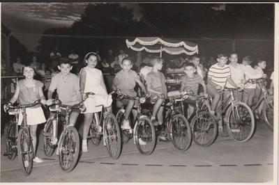 Prova Ciclista Infantil Dundo 1963