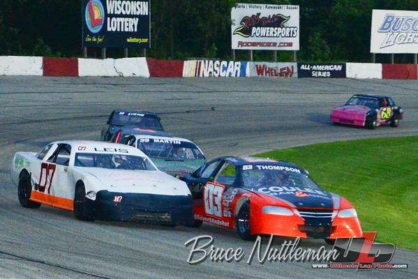 LaCrose Speedway Races, June 28th, 2014