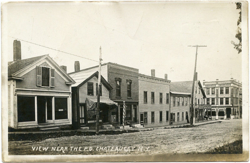 Chateaugay N.Y.