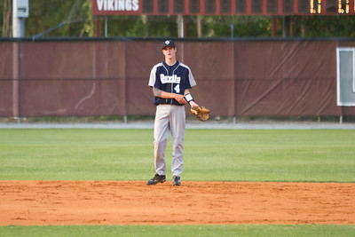 Tift Co Baseball players - 2011
