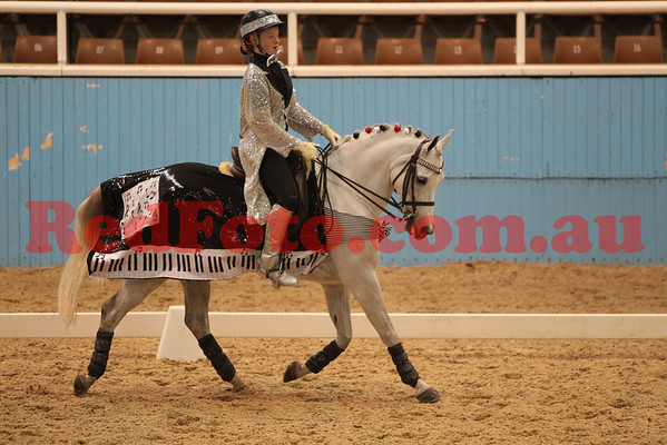 2012 PCAWA State Dressage Camps