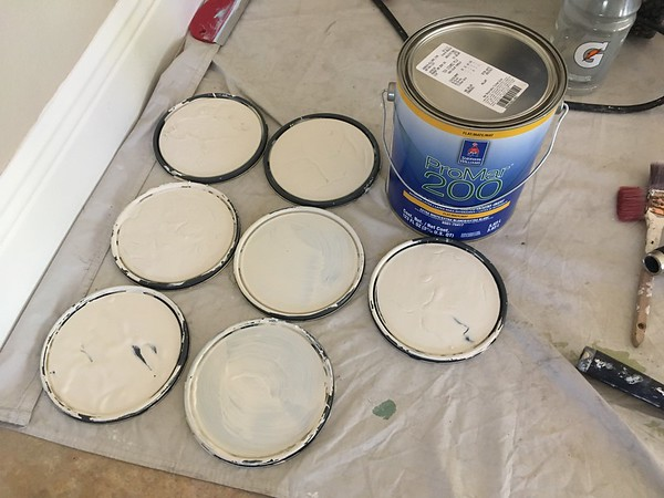 4-Paint new house