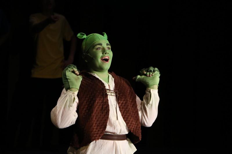 """""""Shrek Jr."""" Afternoon Performance @ Hartford Stage Summer Studio 08/01/15"""