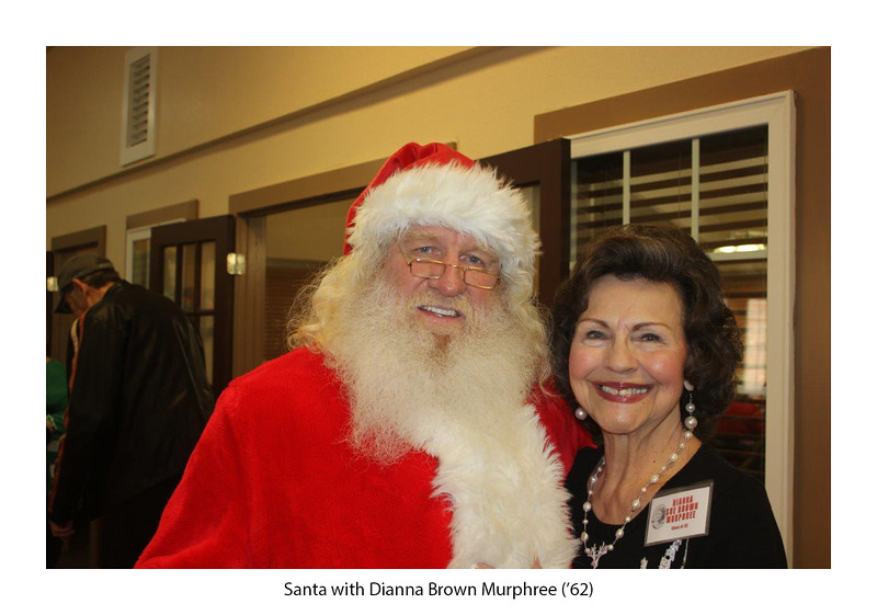 Santa and Dianna Brown Murphree '62.jpg