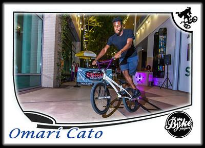 Omari Cato