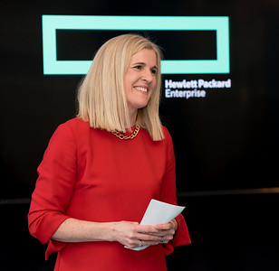 Hewlett Packard Enterprise IT Sustainability Summit