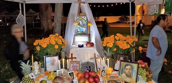 11-01-2019 Altares de Dia de los Muertos