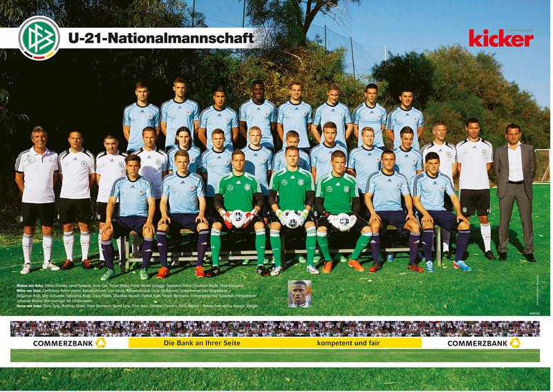 Kicker Magazine Germany