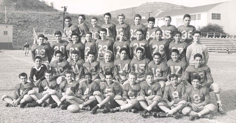 1948, Football C-Team