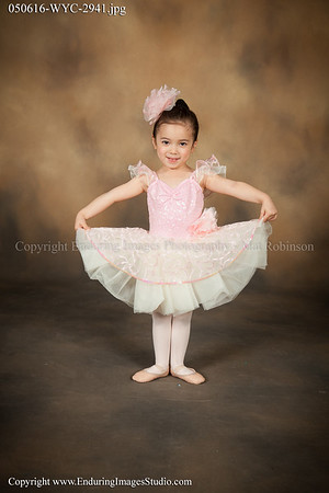 Pre ballet 1 (Sat 9:00)