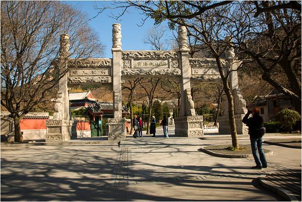 《青岛崂山-上清宫》