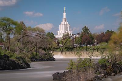 Idaho Falls LDS Temple