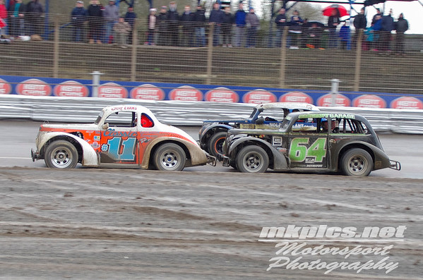 Oval Track Legends, Ipswich, Easter Monday