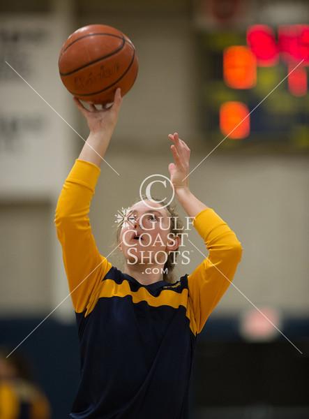 2013-02-01 Basketball Varsity Girls Lutheran North @ Westbury Christian