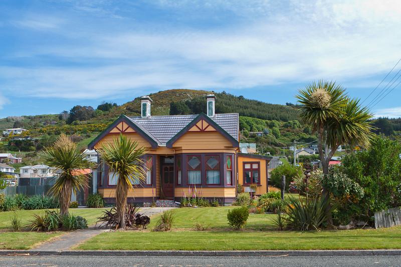 New Zealand - Bluff