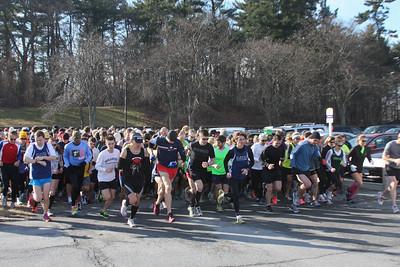 Hangover Half Marathon & Bill Hogan 3.5 Miler