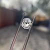 2.04ct Octagonal Flat Cut Diamond GIA K SI1 45