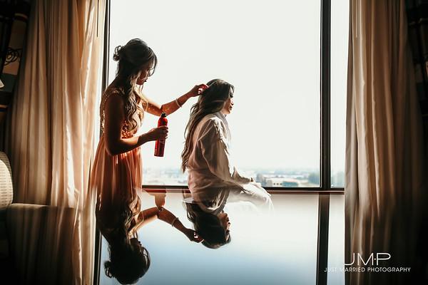 Jade + Raymond wedding pt 1