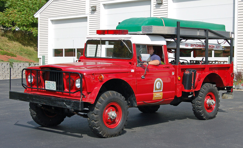 Forestry 1   1965 Jeep