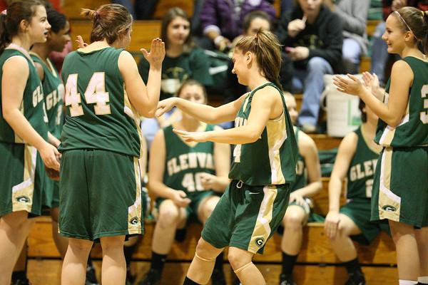 Auburn vs Glenvar Girls - 2-11-2011