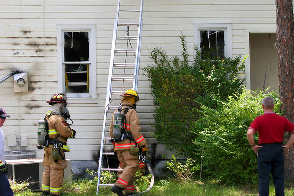 Fire 3205 1ST Lane