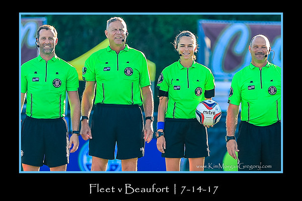 FLEET v Beaufort | 7-14-17