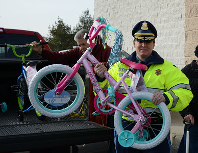 2017 Toys for Tots - Fill the Cruiser - 12022017